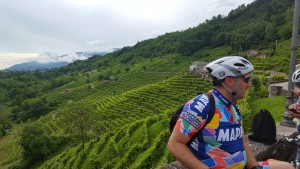 Prosecco bike tour