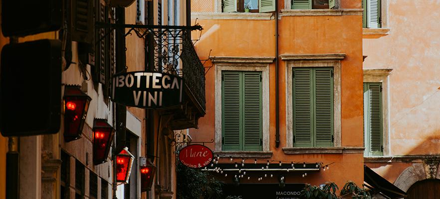 3 V of excellence: Venice Vicenza Verona