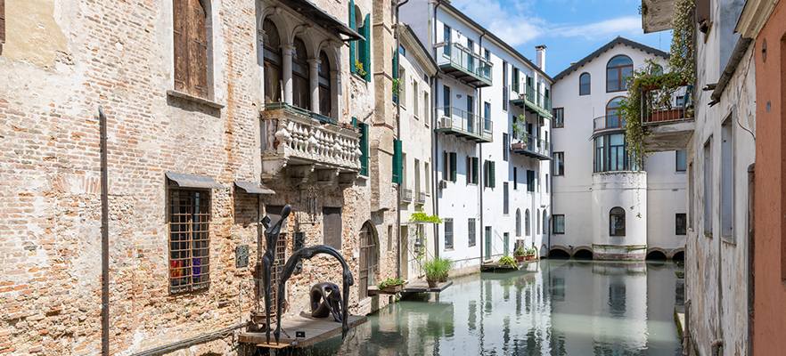 The Garden of Venice: Treviso