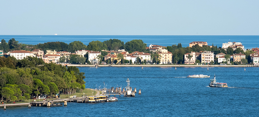 Discover Lido of Venice